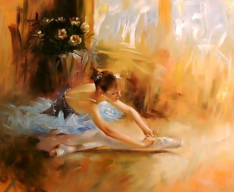 Па-де-де из трёх балетов.