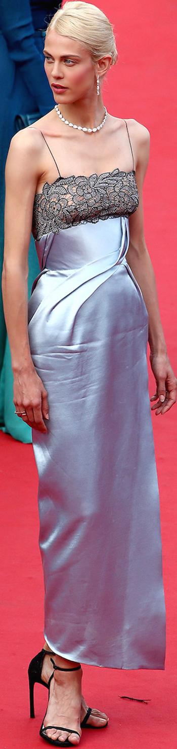 Aymeline Valade Cannes Film Festival