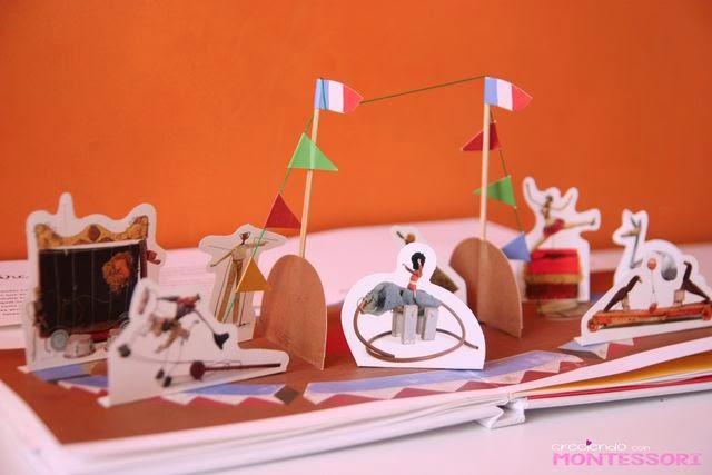 Mira qu artista alexander calder creciendo con montessori for Espectaculo que resulta muy aburrido crucigrama
