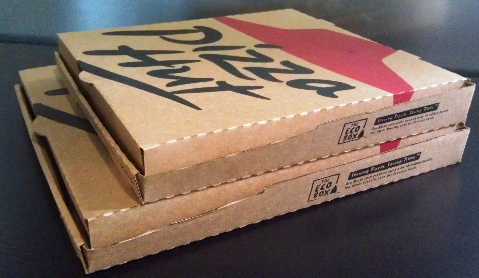 Pizza Hut Eco Box