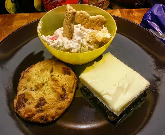Bahlsen Liebniz recipe cheesecake cookies and eton Mess
