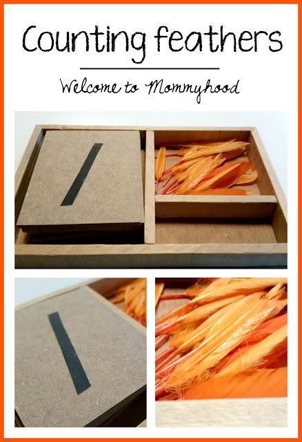 Tot Labs Presents Letter of the Week: Letter F trays #montessori, #preschoolactivities, #letteroftheweek, #montessoriactivities