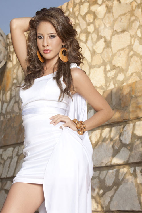 Nuestra Belleza El Salvador Mundo 2012,Miss World El Salvador 2012