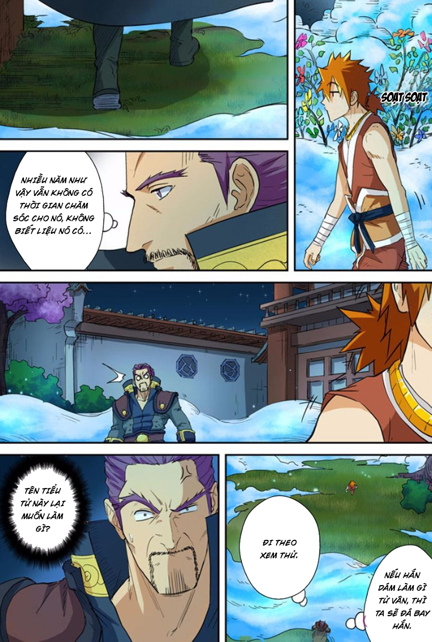 Tales of Demons and Gods chap 122.5 Trang 10 - Mangak.info
