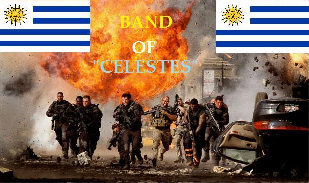 tributo a la seleccion uruguaya de futbol