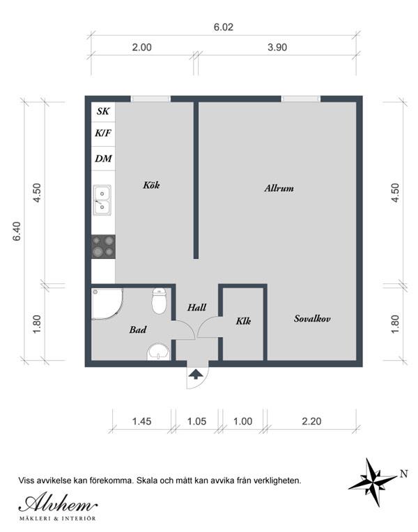 Jak nowocze nie urz dzi 38m2 mieszkanie how to decorate for Monolocale di 500 m