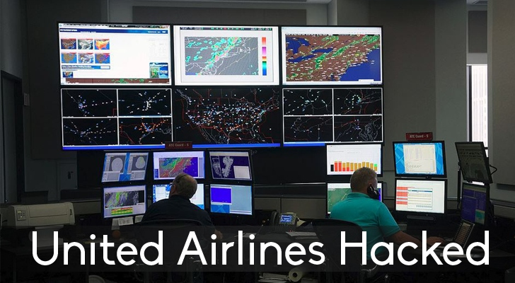 United Airlines Hacked by Sophisticated Hacking Group