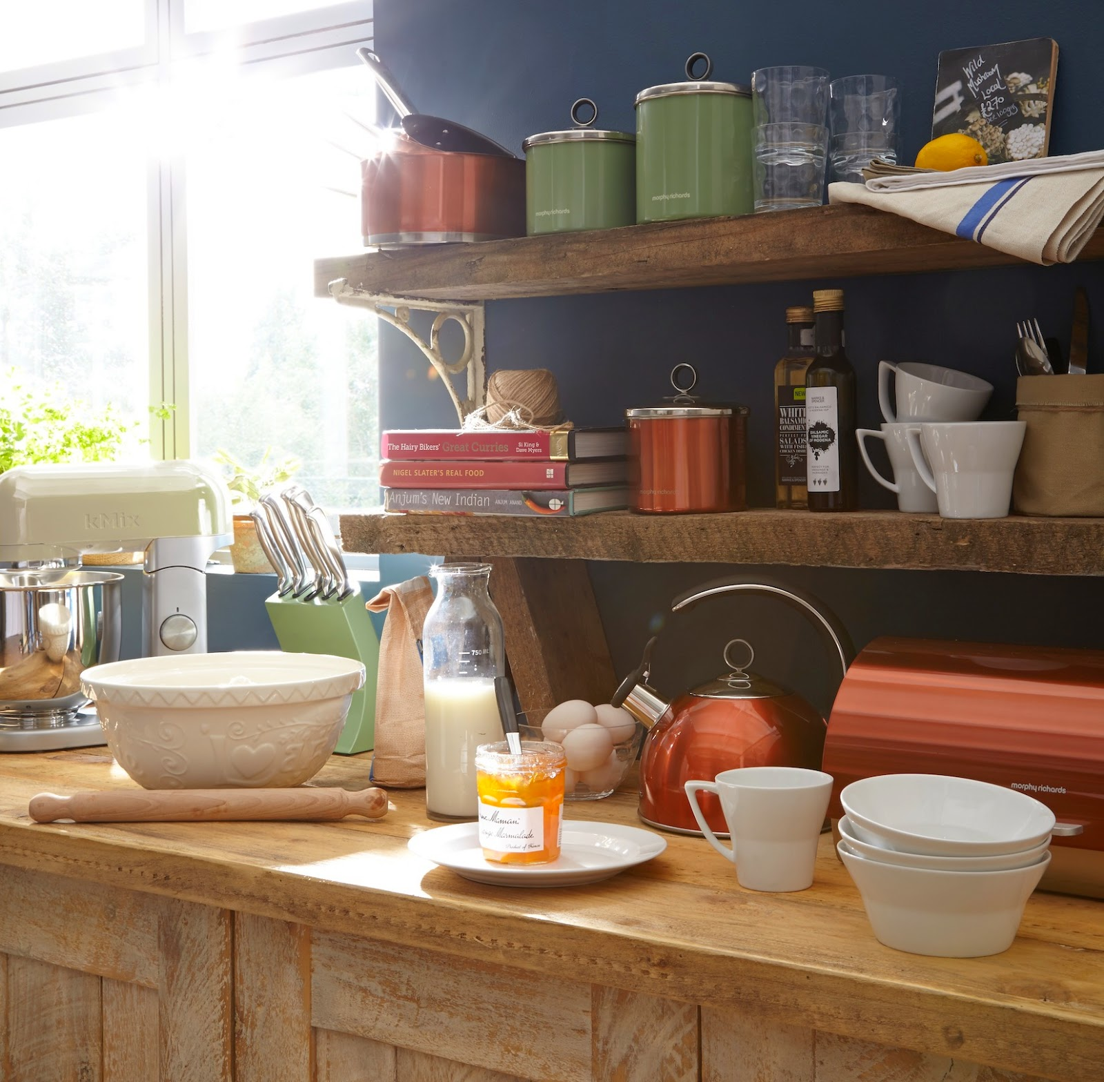 Copper Kitchen Accessories Karen Barlow