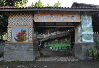 Curug Tilu Leuwi Opat