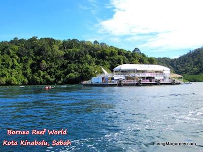 Borneo Reef World Kota Kinabalu