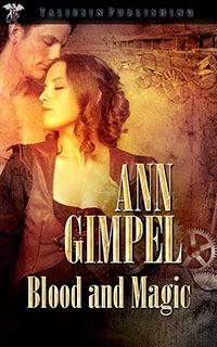 Dark, historical, paranormal romance
