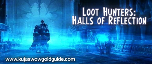 halls of reflection solo farming