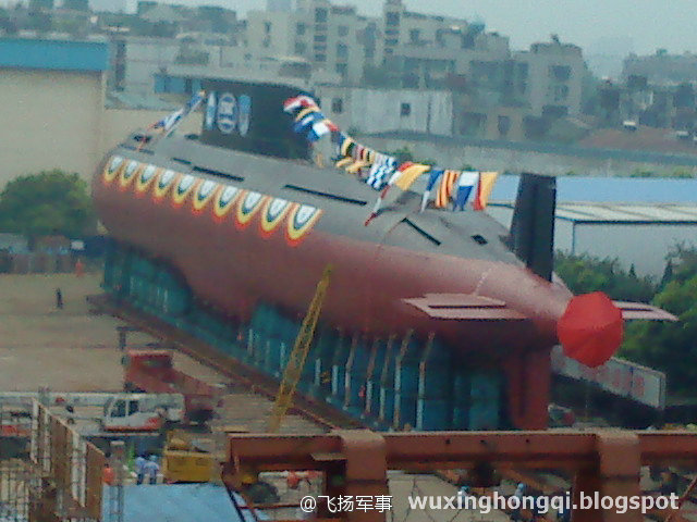 البحرية المصرية....السيناريو الشرقي!!! - صفحة 2 Yuan+class+submarine,Chinese+submarine