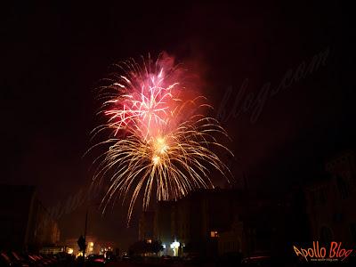 Focuri de Artificii la Toplita