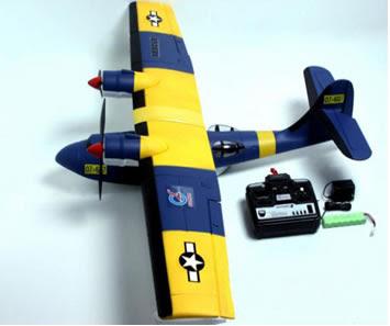 Catalina Twin Engine RC Planes Image