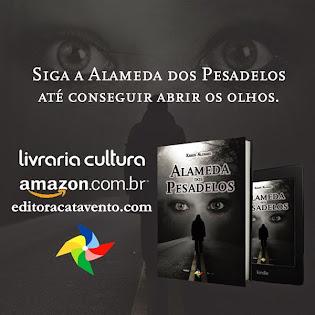 LANÇAMENTO: Alameda dos Pesadelos!