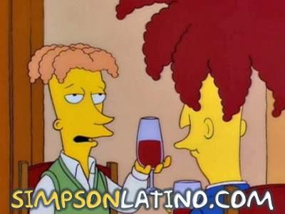 Los Simpson 8x16