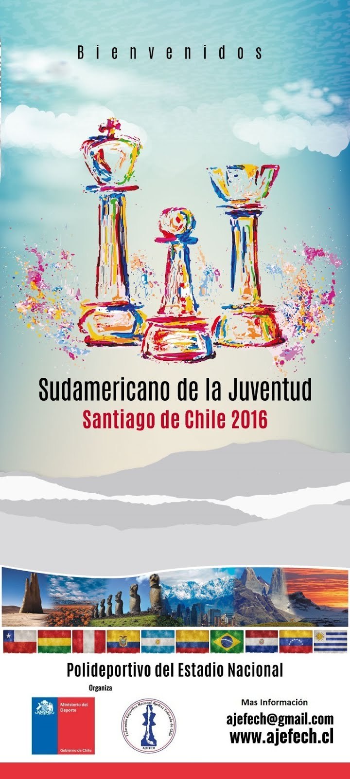 SANTIAGO CHILE 2016