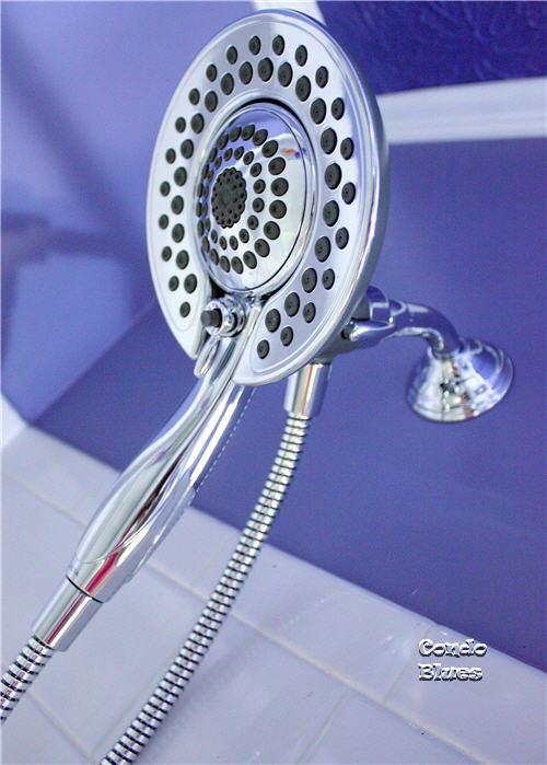 Condo Blues: Do Low Flow Showerheads Work?