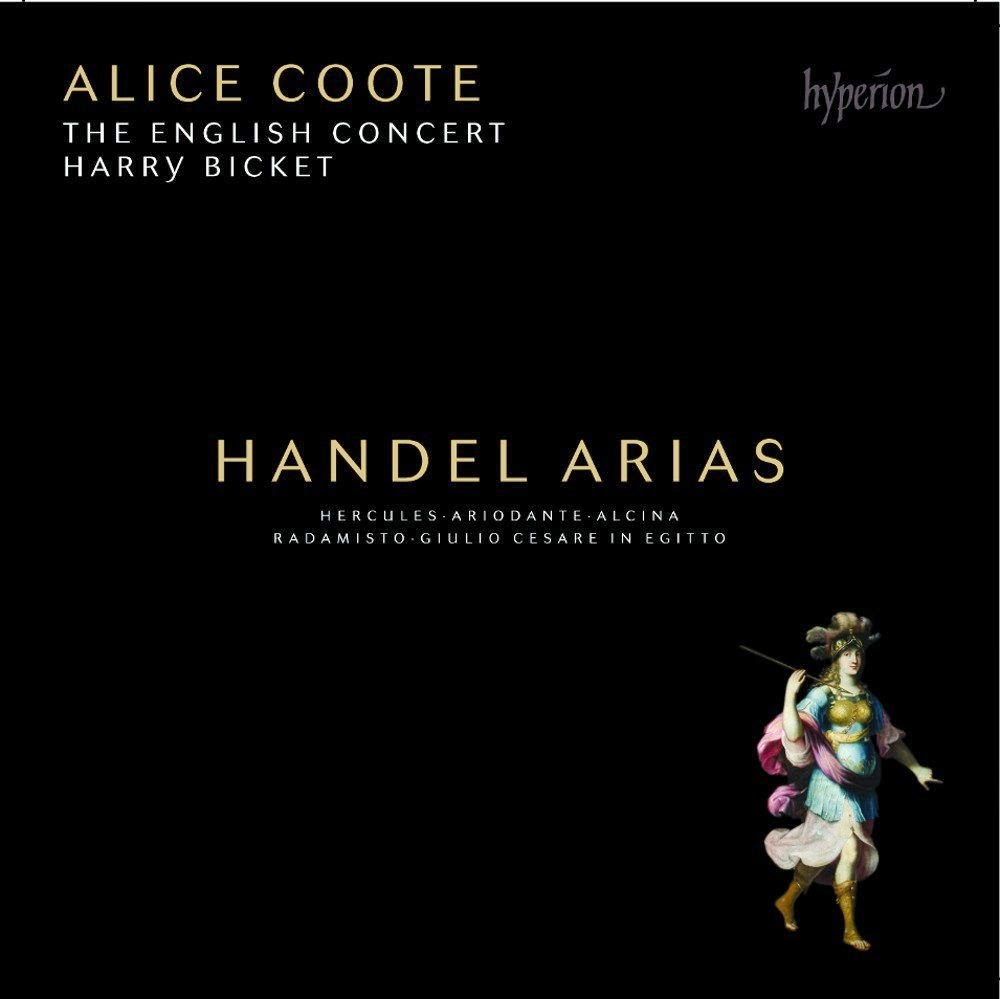 Alice Coote - Handel Arias - The English Concert - Hyperion