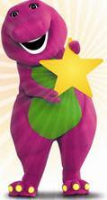 Barney y su estrella