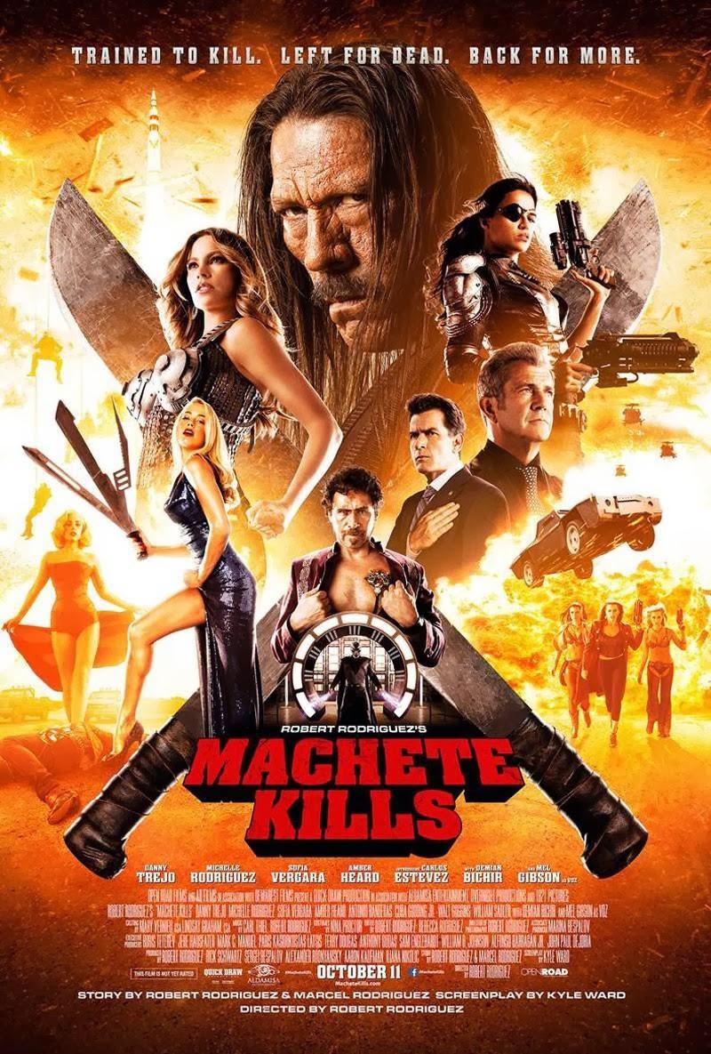 Machete Kills en Español Latino