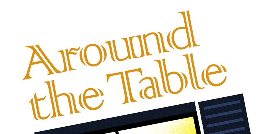 Around the Table Book
