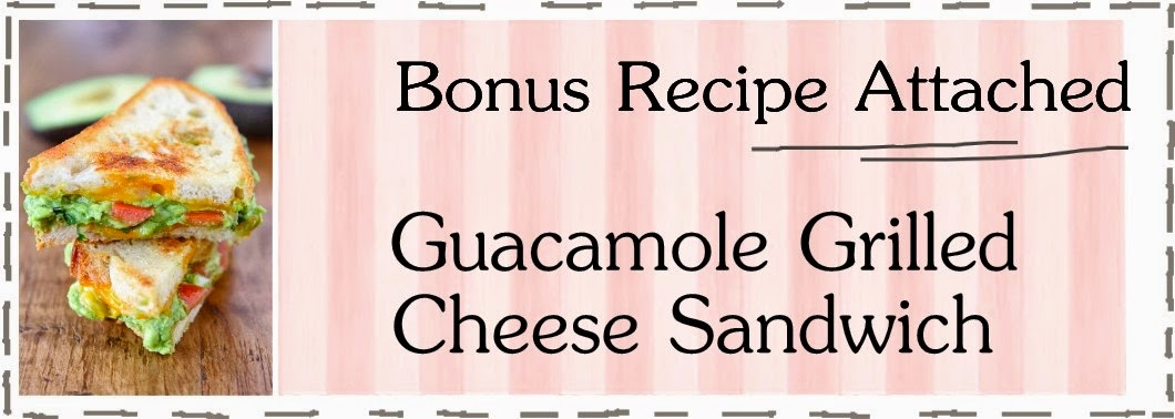 ... Human Behavior + Guacamole Grilled Cheese Sandwich Bonus Recipe