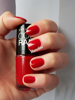 Maybelline Colorama nr 15 - Candy Apple