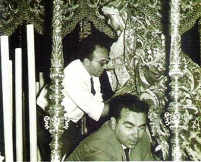Coronación Macarena hace L años 1964 2014