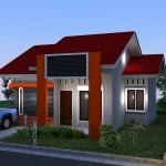 Contoh Gambar Rumah Minimalis Type 45 Terbaru