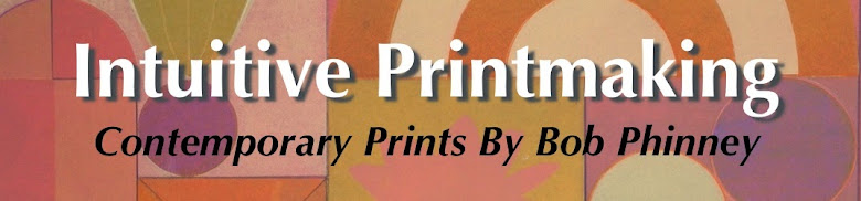 Intuitive Monoprints