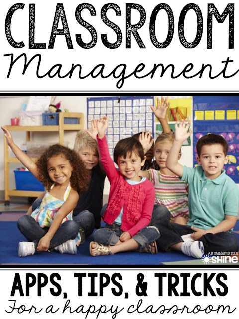 Classroom Management Ideas ~ Primary chalkboard classroom management ideas