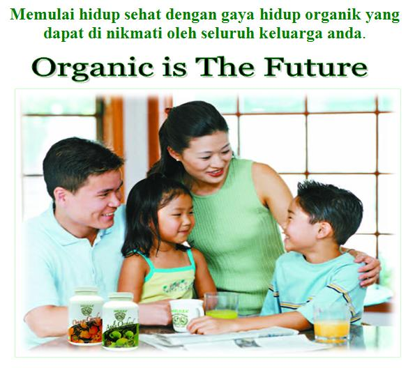 Organic Is The Future