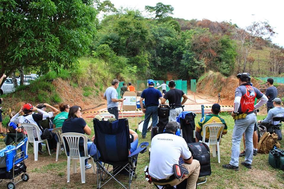 Brasileiro de IPSC é aberto oficialmente em Juiz de Fora - Tiro Prático - Foto: Facebook/ CBTP