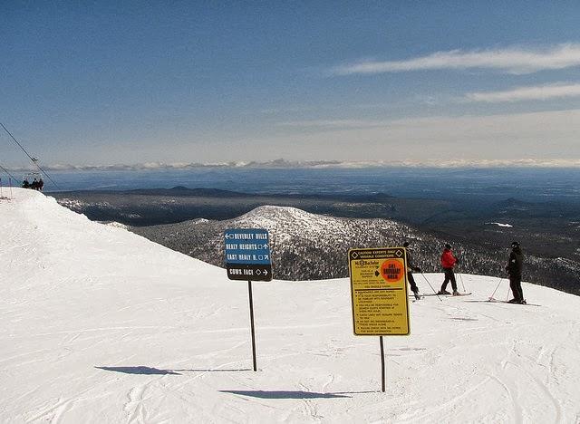 Mount Bachelor, Oregon - The Best 12 Ski Resorts in North America