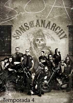 Sons of anarchy Temporada 4