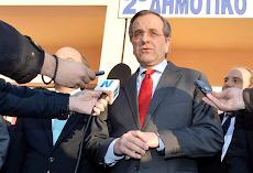 Premier griego se muestra confiado en la victoria conservadora en elecciones