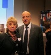 *Morgane BRAVO & Alain  JUPPÉ *