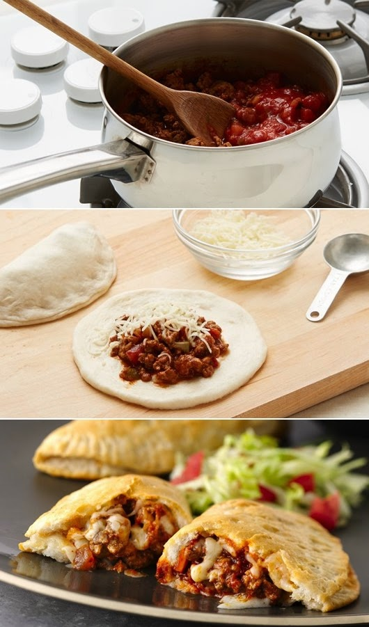 Easy Taco Melts