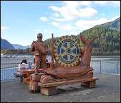 Hope B.C. Visitors Centre/Rotary Centennial Park