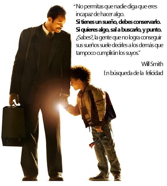 Will Smith No permitas que nadie diga que eres incapaz de hacer algo