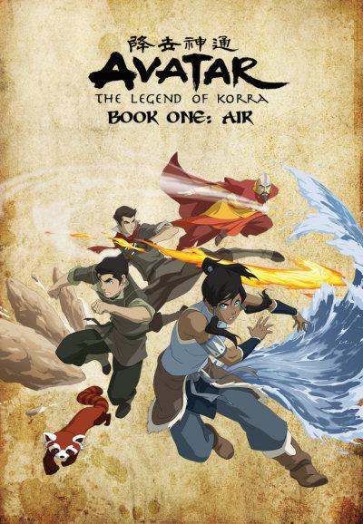 Avatar: La Leyenda de Korra Temporada 1 (Español)