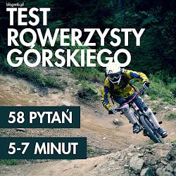 Test rowerzysty górskiego