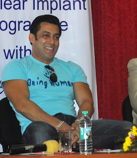 Salman Khan grace the charity event