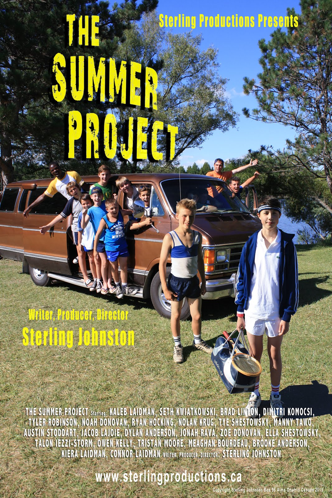 The Summer Project Rated G