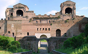 murallas de Roma majencio