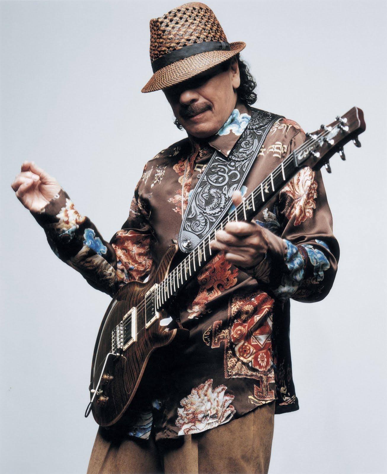 Musik'L: jul... Santana Spirits Dancing In The Flesh