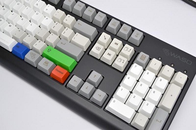 wasdkeyboards.com:  A Tool to Design and Buy Custom Keyboard