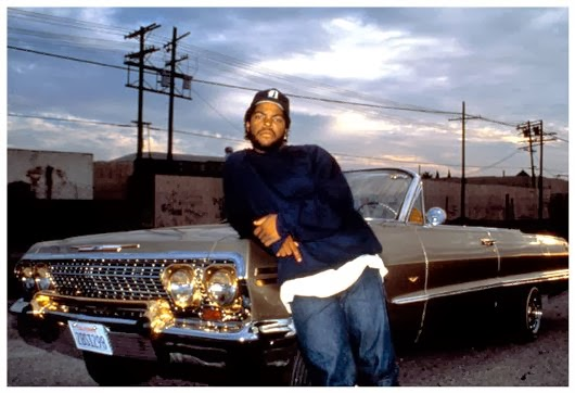 Ice Cube Today Was A Good Day Car Wrap-Up Magazine: Ice ...